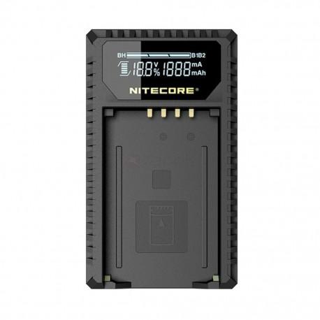Cargador Nitecore ULM240 para baterías Leica BP-SCL2