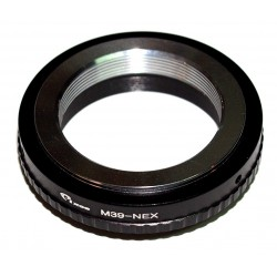 Adaptador objetivos rosca M39 (Leica) para Sony Alpha NEX