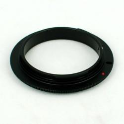 Anillo inversor para montura Canon EF  y EFs 67mm