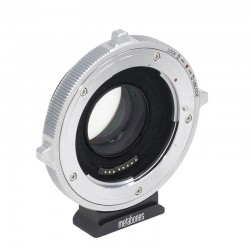 Reductor de Focal ULTRA Metabones T CINE de Canon-EF a micro-4/3