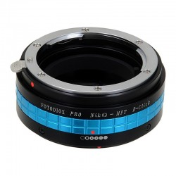 Fotodiox adapter for Nikon-G lens to micro-4/3