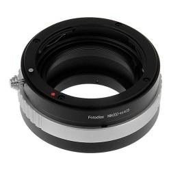 Adaptador Fotodiox de objetivos Nikon-G para micro-4/3