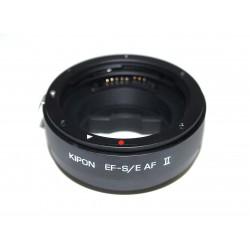 Adaptador Inteligente AF Kipon Canon EOS para Sony E