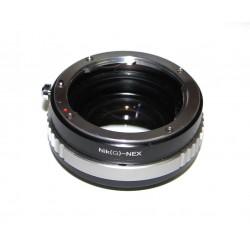 RJ Focal reducer Nikon-G lens to Sony NEX