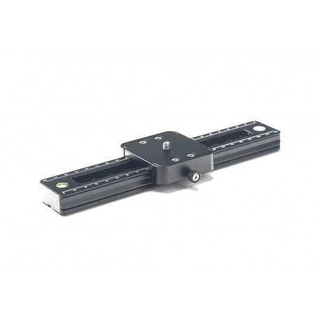 Carril micro-desplazamiento para video Sunwayfoto M3