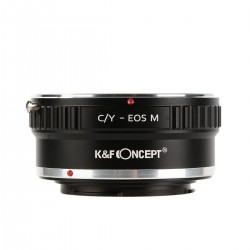 Contax/Yashica Lenses to Canon EOS M Camera Mount Adapter