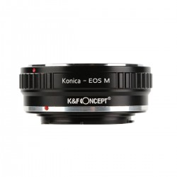 Konica-AR Lenses to Canon EOS M Camera Mount Adapter