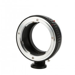 Konica-AR Lenses to Canon EOS M Camera Mount Adapter with Tripod Mount