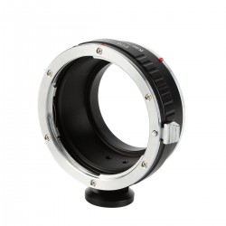 Canon-EOS Lenses to Canon EOS M Camera Mount Adapter with Tripod Mount