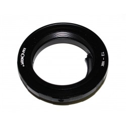 K&F Concept Adapter for T/T2 lens to NIKON (with chip)