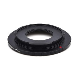 Adapter for Cine (C thread) lens to Sony NEX