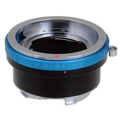 Fotodiox Pro Adapter für DKL Objektiv zu Leica-M