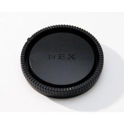Tapa trasera para objetivos Sony NEX