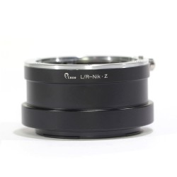 Adaptador Leica-R para cámaras Nikon-Z