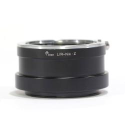 Leica-R adapter for Nikon-Z cameras