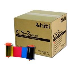 Kit de Consumible para impresora HiTi CS-3 (200 copias)