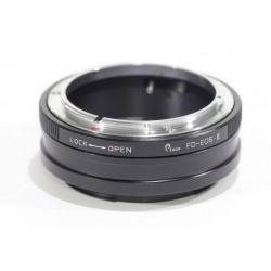 Canon-FD adapter for Canon EOS-R