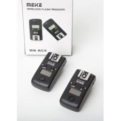 Disparador inalámbrico para flash MK-RC9