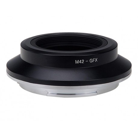 Adaptador RJ Camera de objetivos Rosca-M42 para Fuji GFX50S