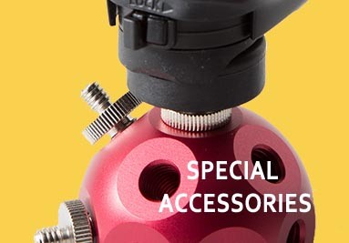 Special accesories for Photography