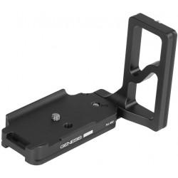 Soporte tipo L especifico Canon 80D  Genesis Base  PLL-80D
