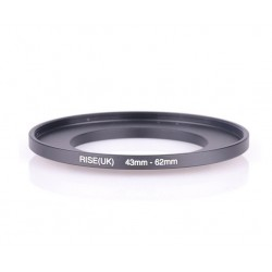 Step-up 43mm-62mm