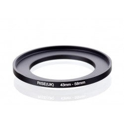 Step-up 43mm-58mm