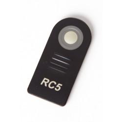 Mando IR para Canon EOS RC-5