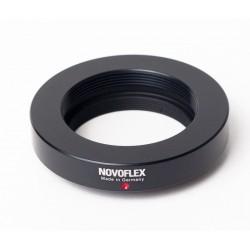 Adaptador Novoflex Leica rosca M39 para Olympus micro 4/3