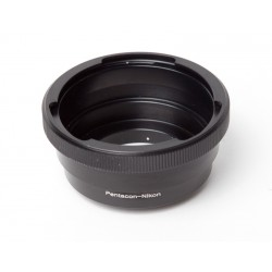 Adaptador objetivos Pentacon Six para Nikon