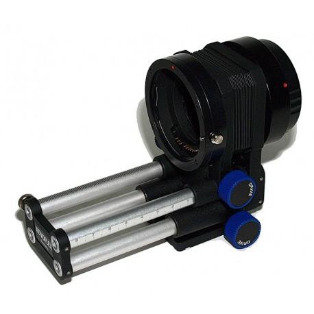 Fuelle automático Novoflex para Canon EOS