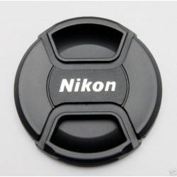 Tapa frontal Nikon para objetivos 67mm (N)