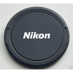 Tapa frontal Nikon para objetivos 67mm (A)