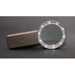 Lupa con iluminación 3,5x de Eyelead