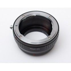 Adaptador objetivos Nikon para Fuji-X