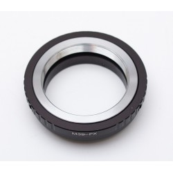 Adaptador objetivos rosca Leica para Fuji-X