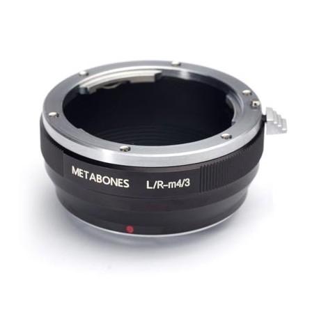 Adaptador Metabones de Objetivos Leica-R a micro-4/3