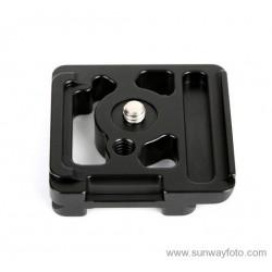 Zapata Sunwayfoto especial para EOS-5D Mark-II