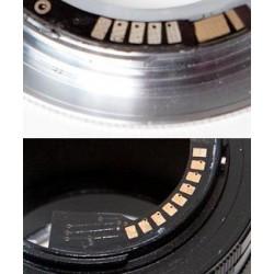 Focus confirm chip installation service