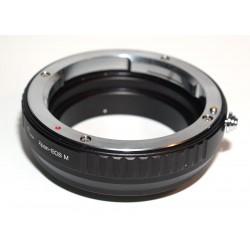 Adaptador objetivos Xpan para Canon EOS-M