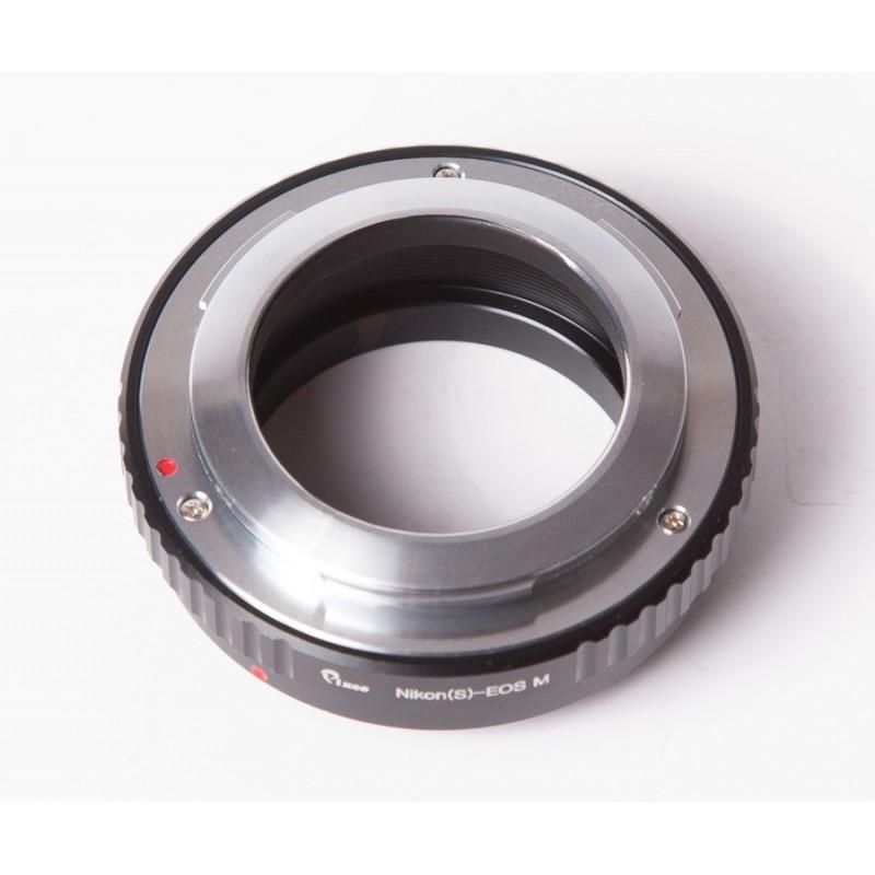 Pixco Focus Infinity Adaptador para Objetivo Leica R a Nikon F con ...