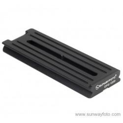 Sunwayphoto Universal Quick-Release Plate DPG-120D