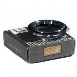 Adaptador Metabones de Objetivos Leica-M a Fuji-X
