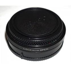 Adaptador Canon FD para Sony Alpha (Minolta-AF)