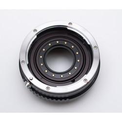 Adaptador Canon EOS con diafragma para Fuji-X