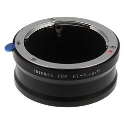 Fotodiox PRO adapter, 35mm Fuji Fujica X-Mount Lenses to Sony E-Mount NEX Camera