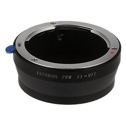 Adaptador Fotodiox de objetivos Fujica (35mm) para micro-4/3