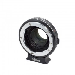 Reductor focal Metabones objetivos Nikon-G  para BM Pocket