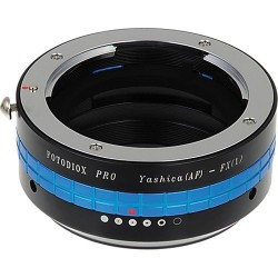 Adaptador Fotodiox de objetivos Kyocera Yashica-AF para Fuji-X