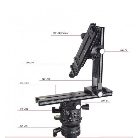 Conjunto panorámico profesional Sunwayfoto Pano-3